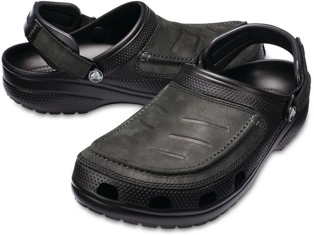 dd00e857f26ad Crocs Yukon Vista Sandals Men black at Addnature.co.uk